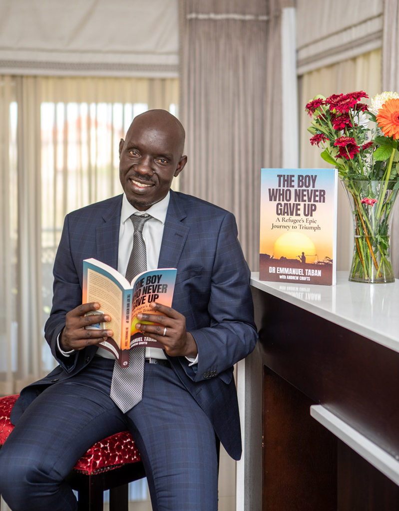 Dr EM Taban Pulmonologist The Boy Who Never Gave Up Autobiography